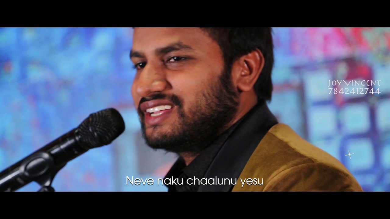 New Telugu christian Mashup (Medley) Song | Joy vincent | Ropp Jonathan