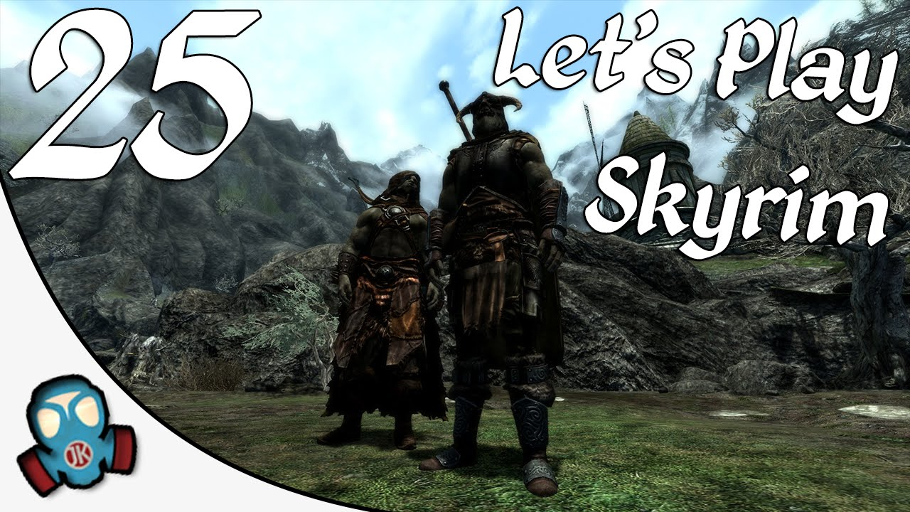 Lets Play Modded Skyrim Season 3perma Part 25 Malkoran