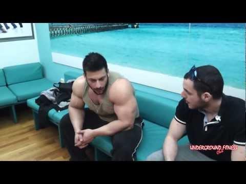 Underground Fitness Club : Δημήτρης Τριπολιτσιώτης (Interview)