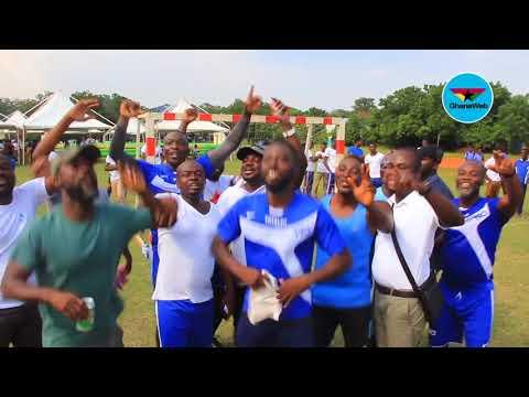 PRESEC old boys beat Accra Aca old boys at PREGISS Fun Games