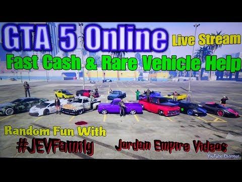 Jordan Empire Videos & #JEVFamily Money Grind Rare Vehicles Spawn Help, New Vehicles & Random Fun
