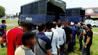 Imigresen gempur Nilai 3, tahan 68 warga asing