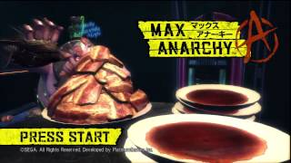 Max Anarchy OST - Mortified