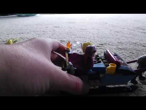 Legoville-Sledge Ride
