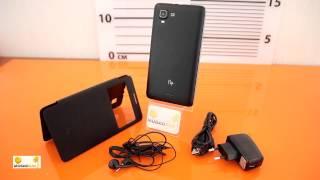 Fly IQ4601 ERA Style 2: Обзор доступного 6' смартфона на две SIM-карты