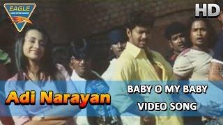Baby o My Baby Video Song || Aadi Narayan Hindi Movie  || Vijay, Trisha || Eagle Music