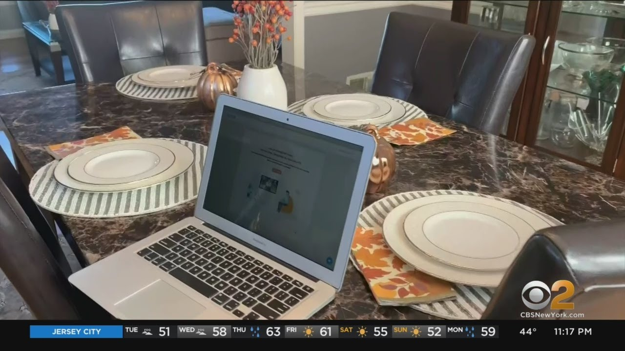 How To Make Your Virtual Thanksgiving A Success - CBS New York