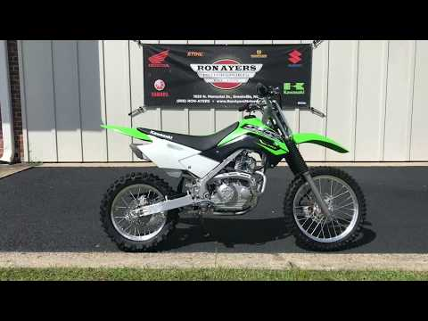2019 Kawasaki KLX 140