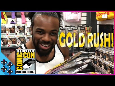 A GOLDEN GIRLS SPENDING SPREE At San Diego Comic-Con 2019!