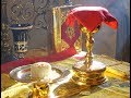 Preparation for Holy Communion׃ Prayers and Canons by the Orthodox Church