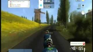 Tour de France 2011 (Les Essarts-Les Essarts) xbox360 homenaje a Tondo etapa2 CRI
