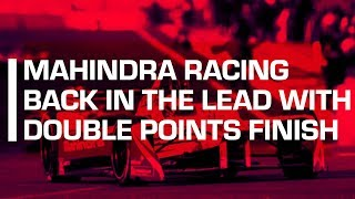 Mahindra Racing Back in the Lead with Double Points Finish | Sanya E-Prix 2019 | Race Highlights thumbnail
