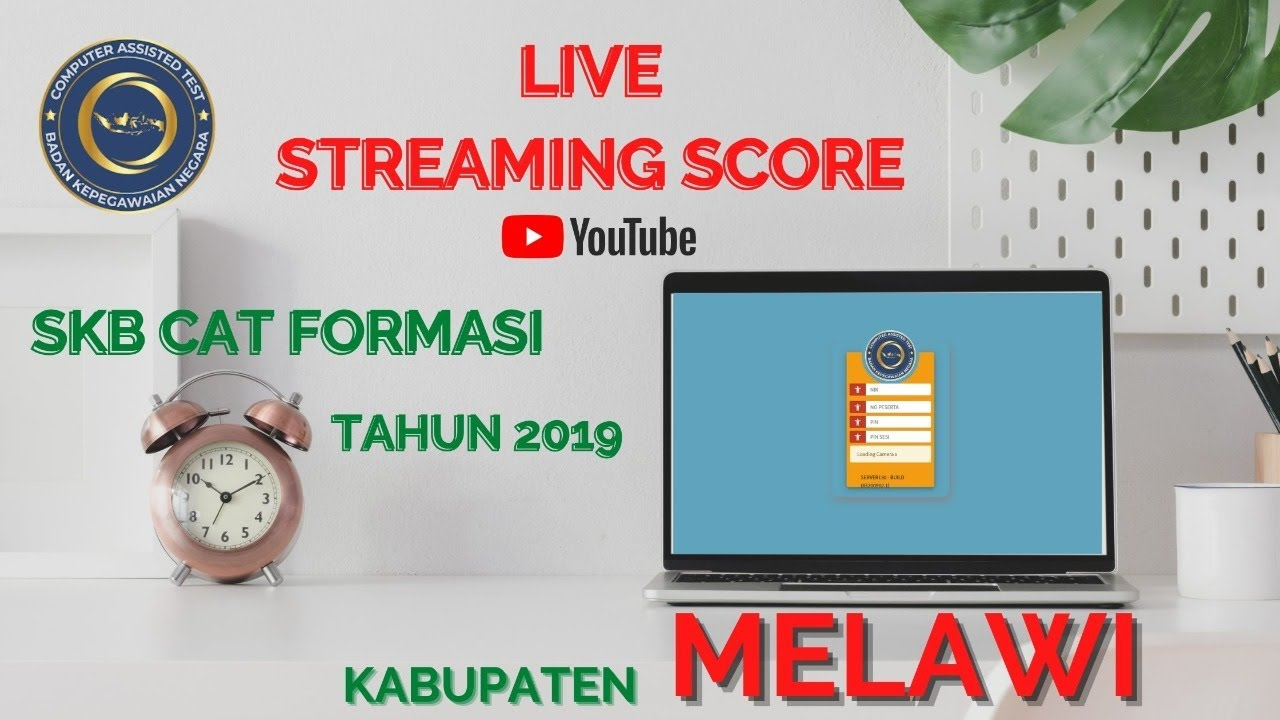 Cat Skb Cpns 2019 Kab Melawi Sesi 1 12 09 2020 Youtube