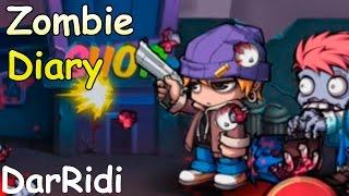 Zombie Diary - крутая игра про зомби на смартфоне