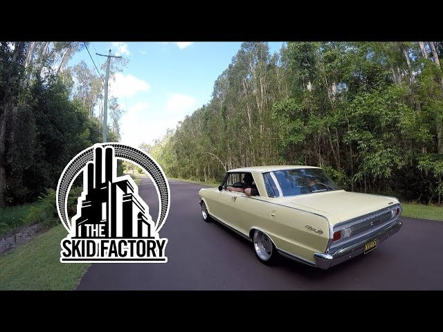 THE SKID FACTORY - Small Block Chevy NOVA [EP8]