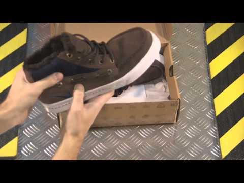 Зимние кроссовки Nike High Top Fur