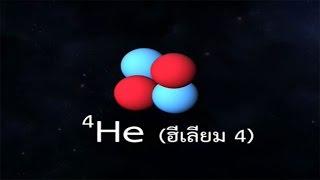ปฏิกิริยาลูกโซ่โปรตอน-โปรตอน วิทยาศาสตร์ ม.4-6 (โลก และดาราศาสตร์)