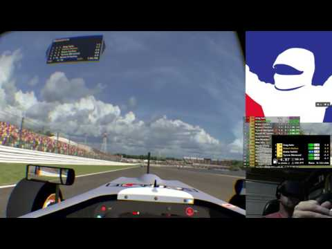 OCULUS RIFT Formula Renault @ Suzuka - Started on Pole