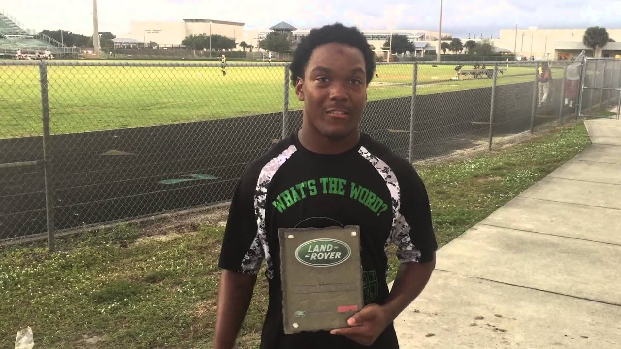 Land Rover Palm Beach Player of The Week 11 13 Roy Bennett