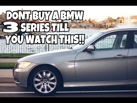 DONT BUY A 2006 BMW 3 SERIES TILL YOU WATCH THIS!