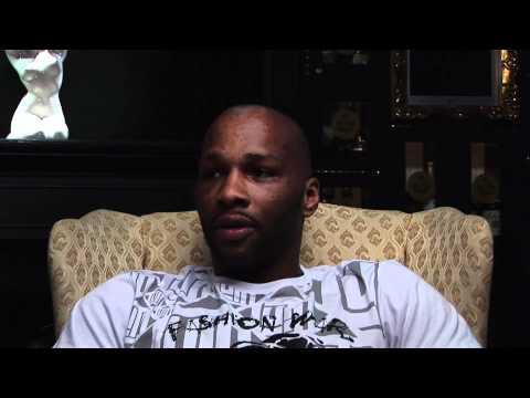 Freddy Kemayo's Pre-Fight Interview