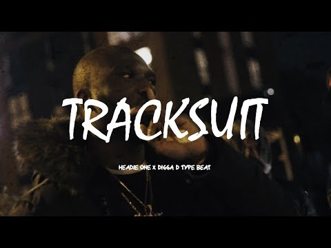 Headie One x Digga D Type Beat Tracksuit | UK Drill Instrumental 2019