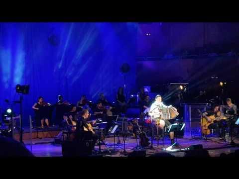 Andreas Gabalier Unplugged München 6.4.17 Der Himmel