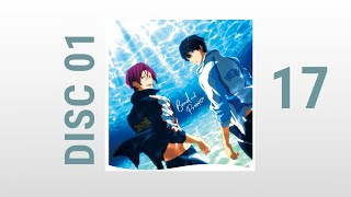 17 Swim together - Free! Timeless Medley Ost: Bond and Promise