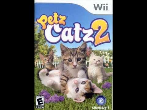 Petz Catz 2 Music (Wii) - Title and pause menu