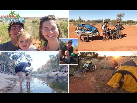 Couple are trekking Australia with their one-year-old - Travel Guide vs Booking