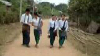 Kayah song (့holy day)