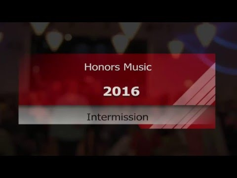 Honors Music Festival 2016 - DoDEA Europe
