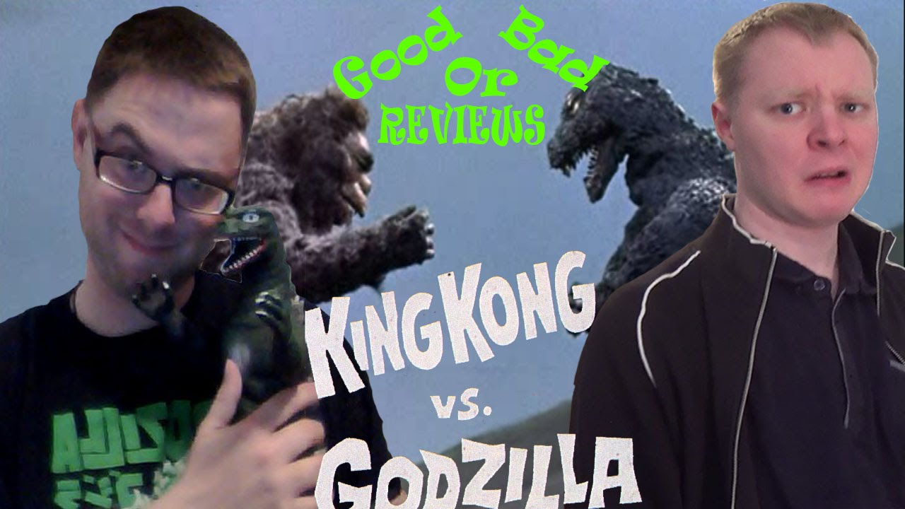 good or bad king kong vs godzilla review youtube