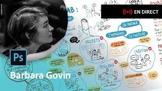 Master class avec Barbara Govin, facilitatrice graphique | Adobe France