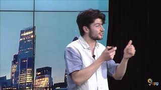 Lucas Galan and George Webster | How best to make sense of the world now? | APG Noisy Thinking