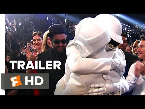 Daft Punk Unchained TRAILER 1 2015  Kanye West, Pharrell Williams Movie HD