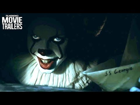 IT | 3 New Clips for Stephen King Horror Movie thumbnail