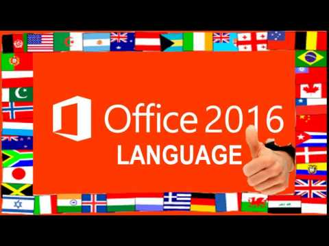 microsoft office language pack 2016 iso