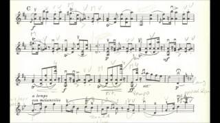 Wieniawski, Henryk op 19.2 Dudziarz Le Ménétrier-Mazurka