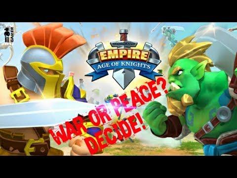 "Empire: Age Of Knights - Official 2 Videos, новая ""средневековая"""