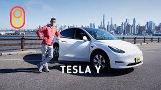 Обзор TESLA Model Y — то, что нужно!