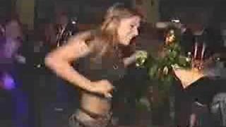 Jeanette Biedermann - String-Tanga - Dancing