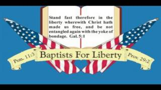 Baptists For Liberty Talkshow: Israel, Christians, and Politics oh my!