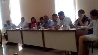 Adunare și discuții după acțiunea de protest de la Văleni