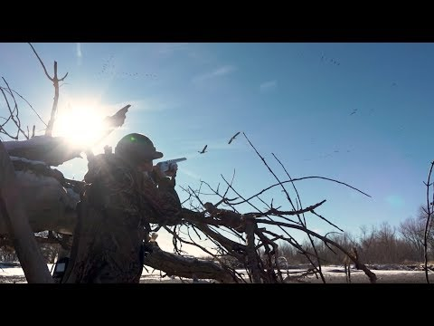 Hunting On Nebraska's North Platte River | Cabela's Northern Flight
