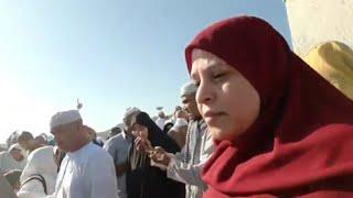 شاهد ولاول مره من فوق جبل عرفات صوت وصوره/ذكرياتى الجميله