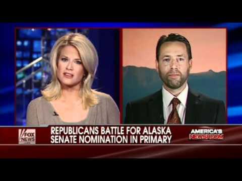 Fox News Interviews Joe Miller