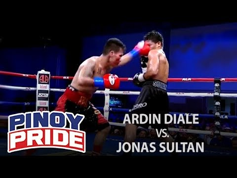 Pinoy Pride 45: Ardin Diale vs. Jonas Sultan