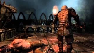 The Elder Scrolls 5 Skyrim - трейлер обновления Dawnguard