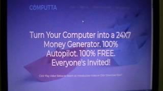 Computta. Как майнить Bitcoin на домашнем компьютере или ноутбуке